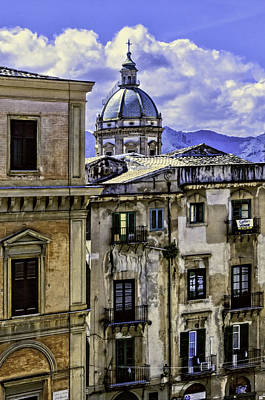 Photograph - Palermo by Maria Coulson