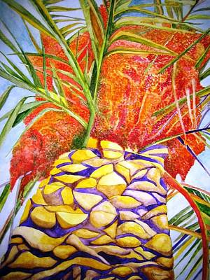 Painting - Palermo Palm by Kandy Cross