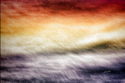 Photograph - Palette In The Sky by Bill Kesler