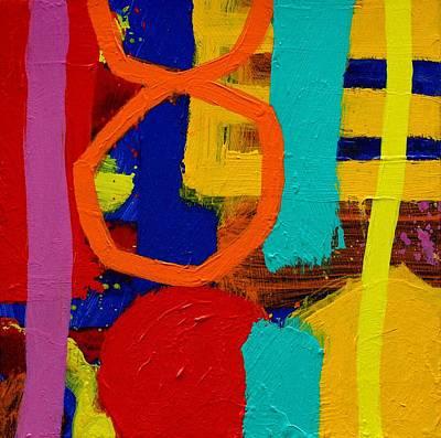 Palimpsest X Original by John  Nolan