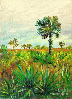 Movie Tees - Palm and Palmetto by Lou Ann Bagnall