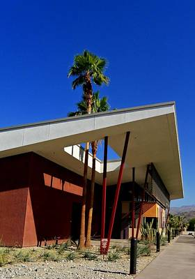 Animal Shelter Photograph - Palm Springs Animal Shelter by Randall Weidner