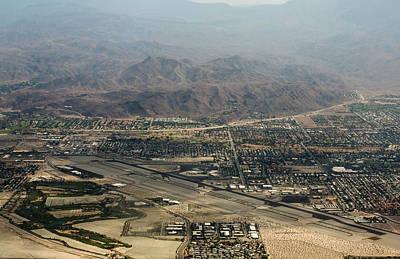 Palm Springs International Airport Art Print
