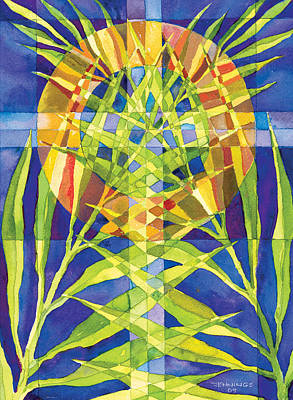Palm Sunday Painting - Palm Sunday by Mark Jennings