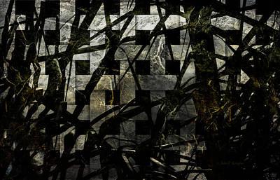 Photograph - Palm Weaving by John Knapko