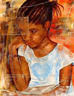 Paloma Art Print by Laurend Doumba