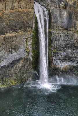 Photograph - Palouse Falls by Jean Noren