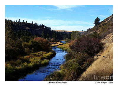 Palouse River Valley Original