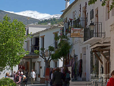 Photograph - Pampaneira - Alpujarra - Spain by Phil Banks