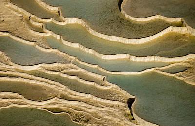 Photograph - Pamukkale by Ali Kabas