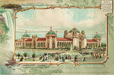 Pan-american Exposition Art Print