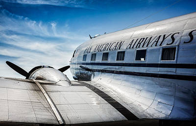 Panam Photograph - Panam by Nigel Bullers