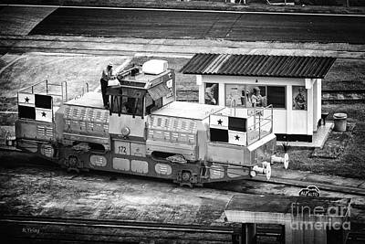 Photograph - Panama Canal Tender by Rene Triay Photography