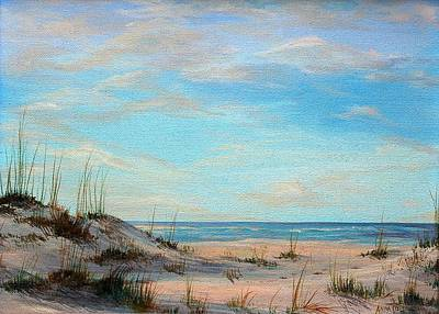 Painting - Panama City Beach by AnnaJo Vahle
