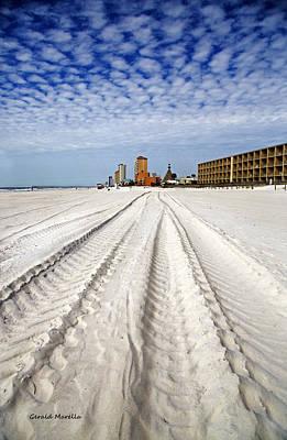 Panama City Beach Photograph - Panama City Beach Florida by Gerald Marella