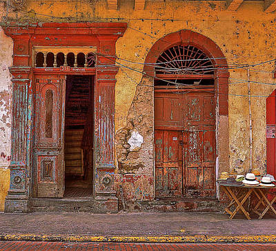 Photograph - Panama Red by Kandy Hurley