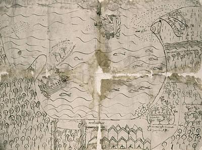 Panama Settlement, 1541 Art Print