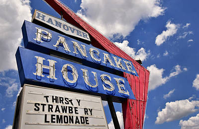 Photograph - Pancake House by Skip Hunt