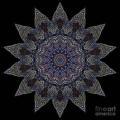Digital Art - Panchita Rivera by Rhonda Strickland