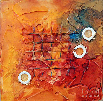 Mixed Media - Panel Eight by Phyllis Howard