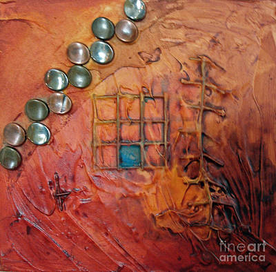 Mixed Media - Panel One by Phyllis Howard