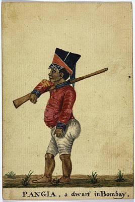 Pangia Art Print by British Library