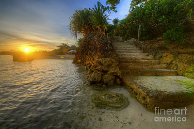Photograph - Panglao Island Nature Resort 2.0 by Yhun Suarez
