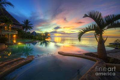 Photograph - Panglao Island Nature Resort by Yhun Suarez