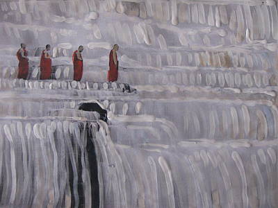 Painting - Pangua Vietnam by Vikram Singh