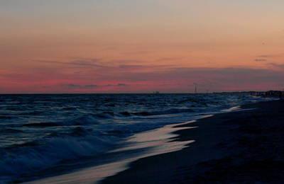 Panhandle Sunset Original by Terry Cobb