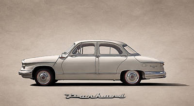 Digital Art - Panhard Pl17 Tigre by Douglas Pittman