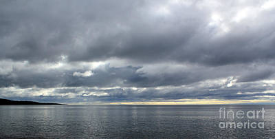 Photograph - Panorama by A K Dayton