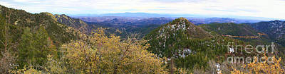 Photograph - Panorama Emory Pass Vista Nm by Roena King