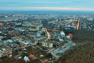 Panorama From Vinnytsya Tv Tower 2 Original