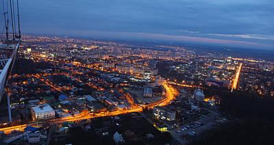 Panorama From Vinnytsya Tv Tower 3 Original