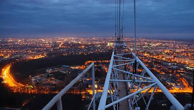 Panorama From Vinnytsya Tv Tower 4 Original