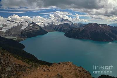 Photograph - Panorama Overlook At Garibaldi Provincial Park by Adam Jewell
