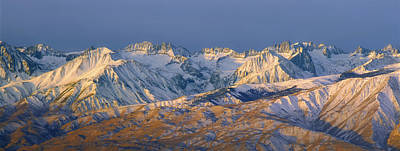Photograph - 26457-a-e-panorama Palisade Group by Ed  Cooper Photography