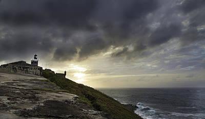 Photograph - Panorama Puerto Rico San Juan 02 by Sentio Photography