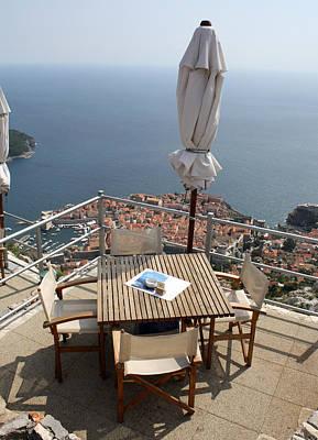 Photograph - Panorama Restaurant by David Nicholls