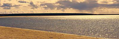 Photograph - Panoramic Photo Of Shell Beach by Yew Kwang