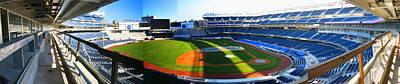 Panoramic View - Yankee Stadium New York  Original