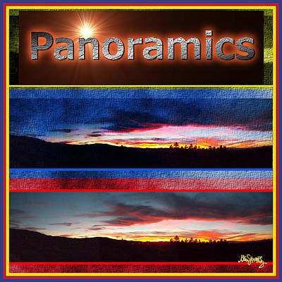 Photograph - Panoramics Gallery by Glenn McCarthy Art and Photography