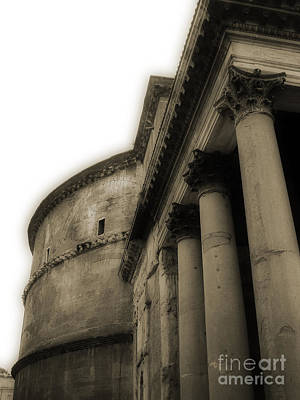 Photograph - Pantheon by Angela DeFrias