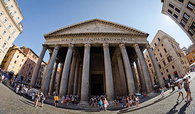 Photograph - Pantheon II by Pablo Lopez