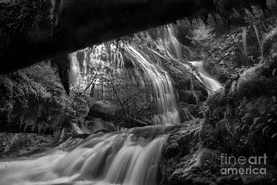 Panther Falls II Art Print by Keith Kapple