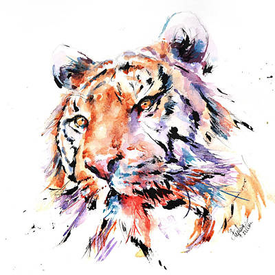 Painting - Panthera Tiger II by Stephie Butler