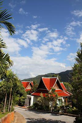 Panviman Chiang Mai Spa And Resort - Chiang Mai Thailand - 011314 Art Print by DC Photographer