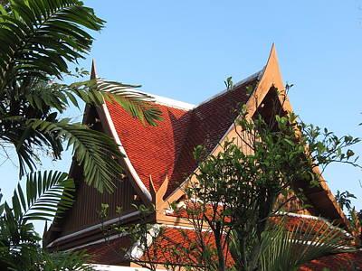 Panviman Chiang Mai Spa And Resort - Chiang Mai Thailand - 011380 Art Print