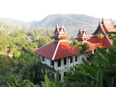 Panviman Chiang Mai Spa And Resort - Chiang Mai Thailand - 011382 Print by DC Photographer